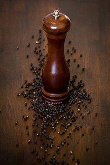 Pepper, Pepper Mill, Sharp, Benefit From