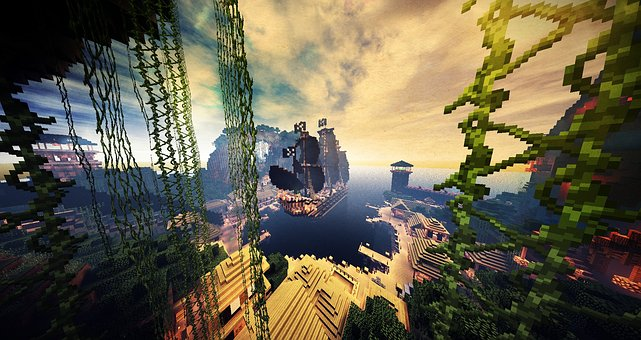 100+ Free Minecraft & Video Game Images - Pixabay