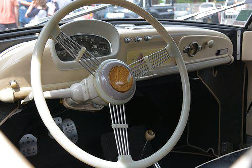Digital Pointer Car Mechanics Quartz Clock Noctilucent