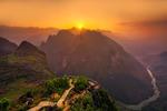 vietnam, mountains, river