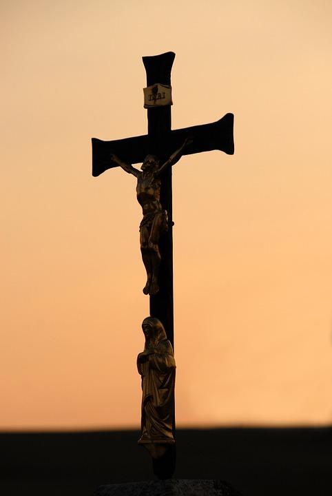 12838777d Cruz Jesus Fé - Foto gratuita no Pixabay