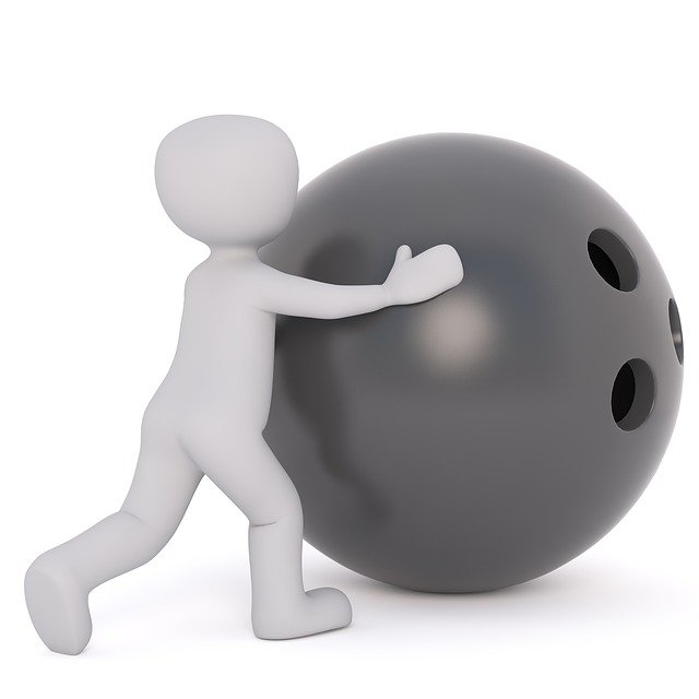 Free Illustration Bowling Ball Bowling Ball Holes Free