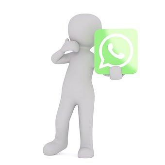 Whatsapp, 白人男性, 三次元モデル, 孤立しました, 3 D, モデル