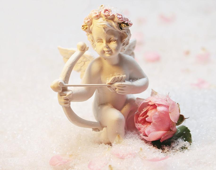 Love Angel, Angel, Amor, Figure, Symbolism, Feelings