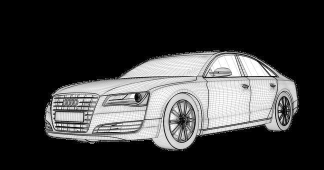 Audi, A8, Sports Car, Auto, Automobile