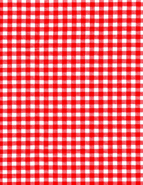 Gingham Fabric Red 183 Free Photo On Pixabay