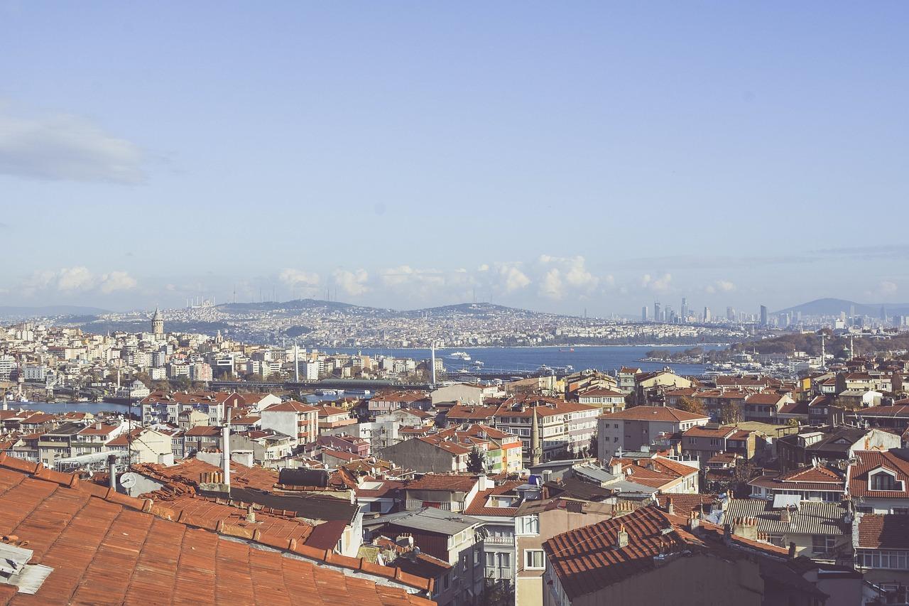 Стамбул Крыши Турция - Бесплатное фото на Pixabay