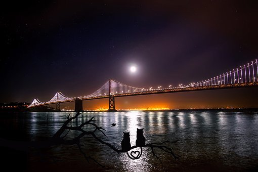 San Francisco, Oakland, Bay Bridge