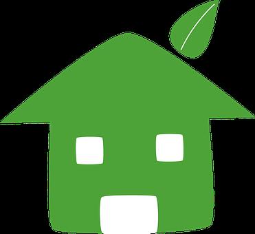 Öko-Bau, Haus