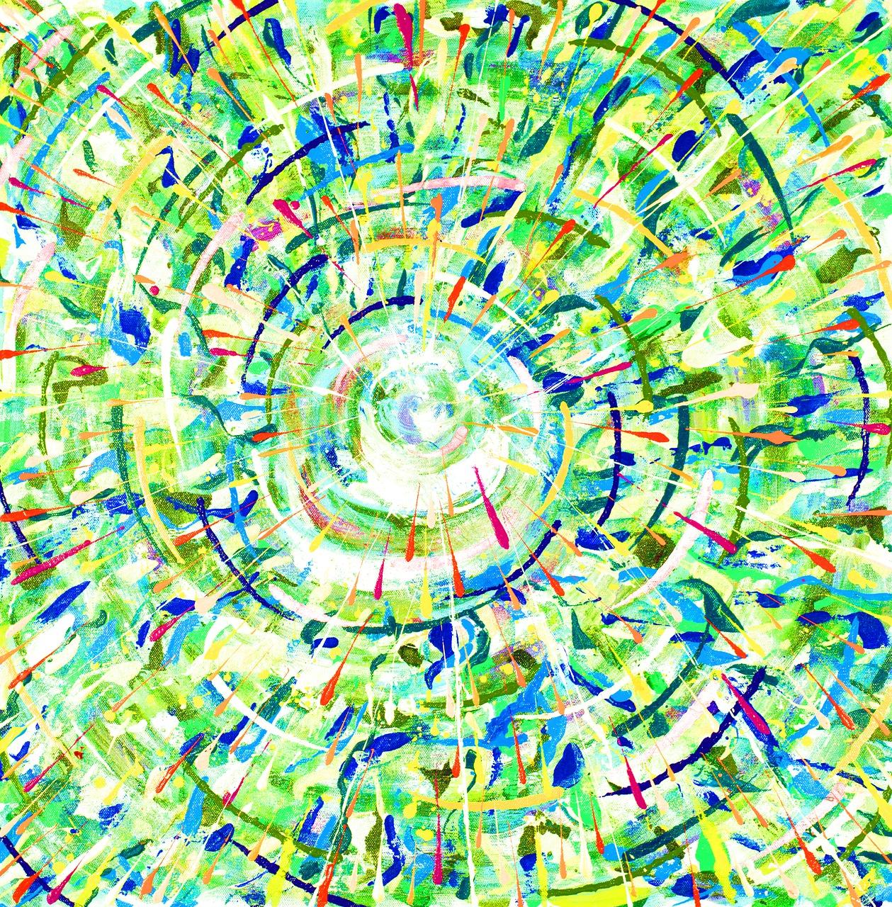 Modern Contemporary Art - Free image on Pixabay