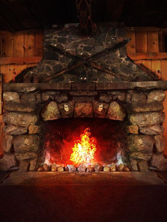 Delicieux Hearth Fireplace Outbreak Logs Stay Fire Winter