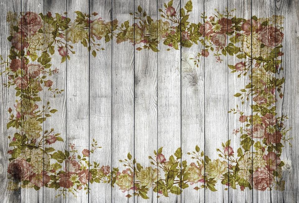 Auf Holz Rahmen Blumen · Kostenloses Bild auf Pixabay