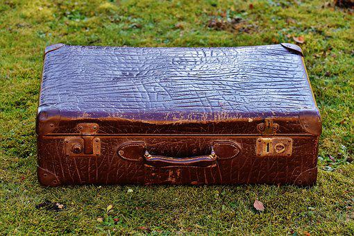 old suitcase images pixabay download free pictures
