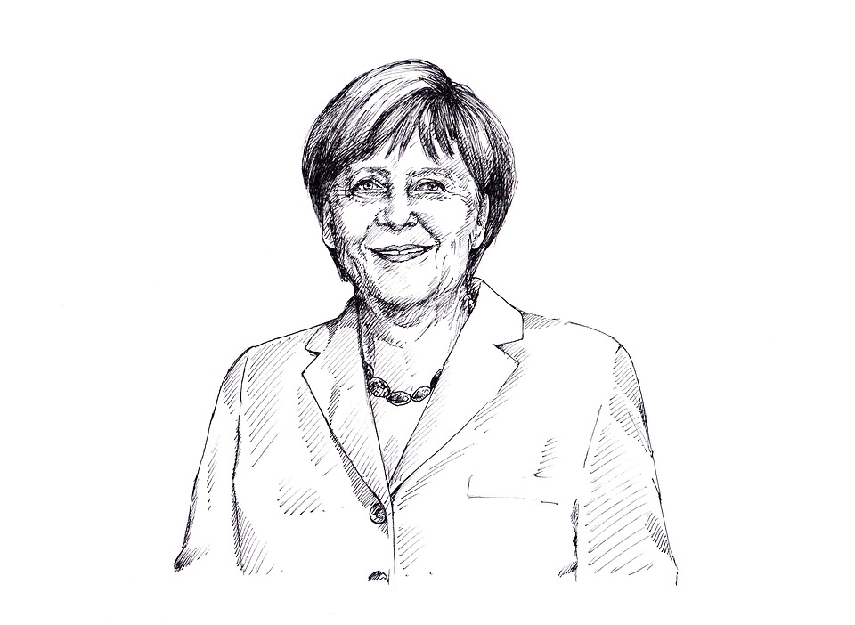 Merkel, Angela, Politician, Chancellor, Cdu, Germany