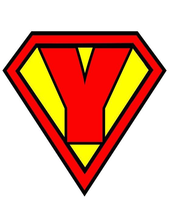 Surat Y Superman Gambar Gratis Di Pixabay