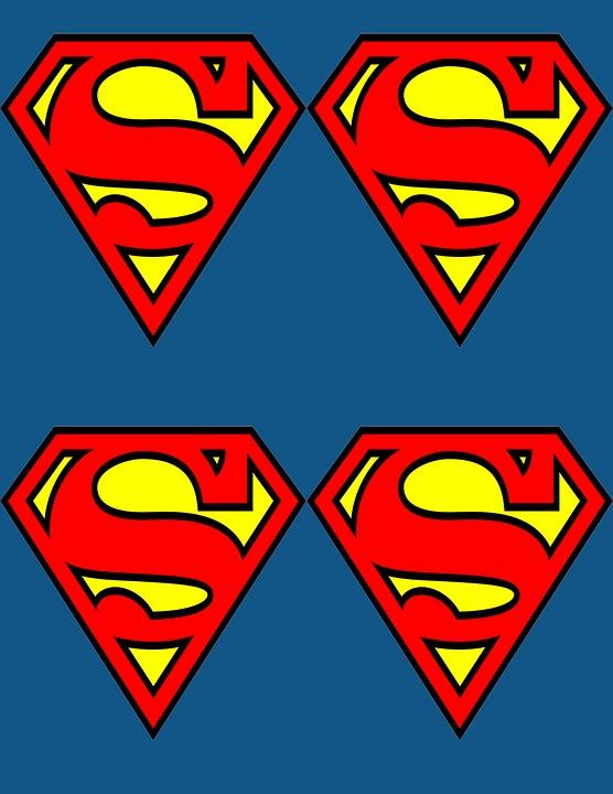 superman logo letter free image on pixabay