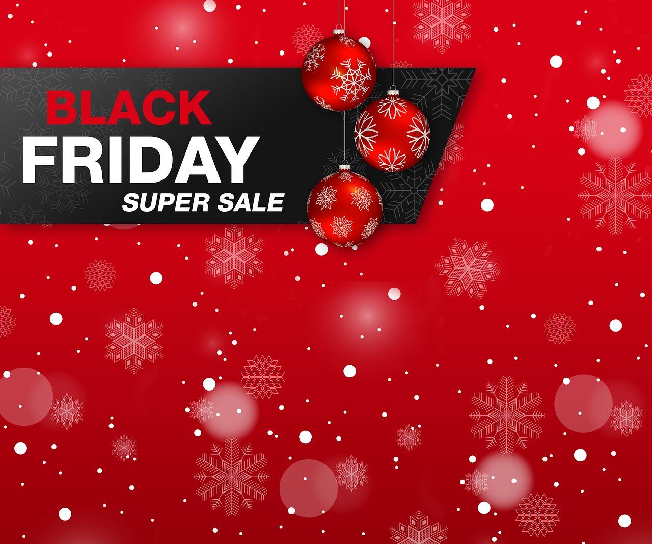 Black Friday Christmas Free Image On Pixabay