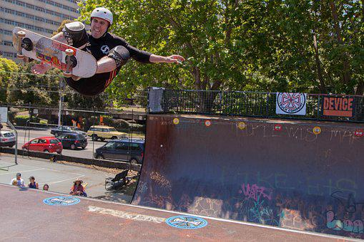 Skateboarding, Skate, Skateboard
