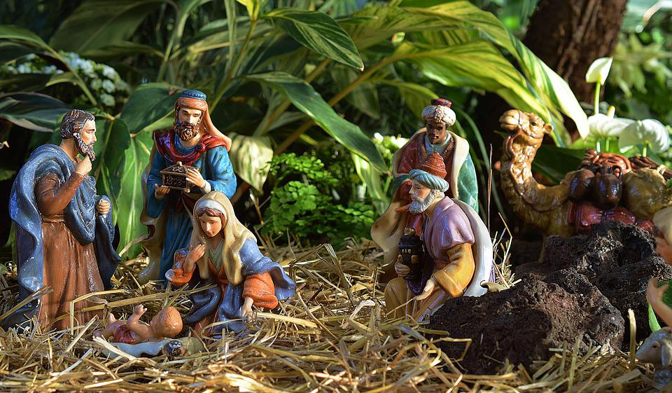 nativity jesus manger free photo on pixabay