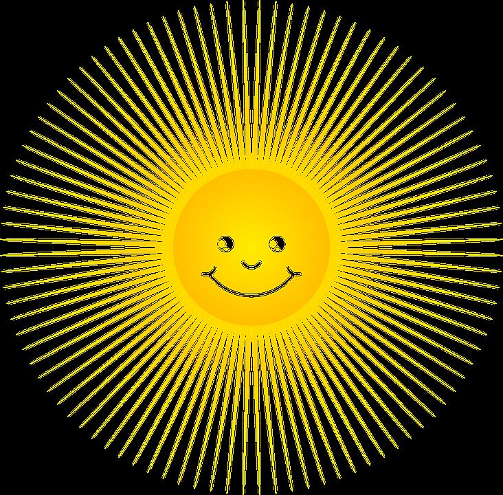 Sweetheart The Sun Children Rays Yellow Joy