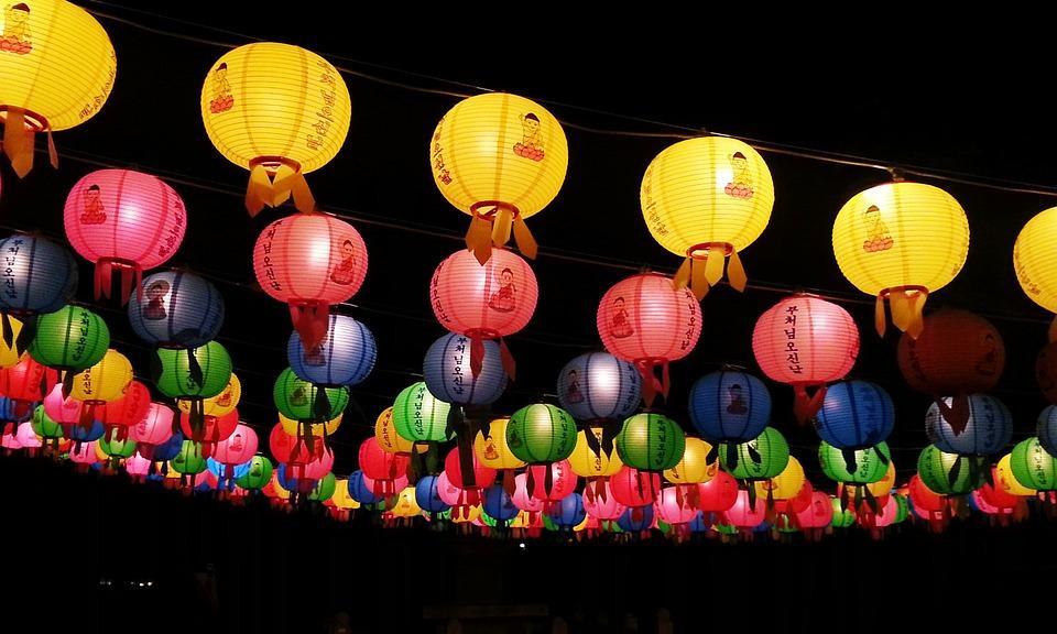 buddhas födelsedag Lykta Yeondeungje Buddhas · Gratis foto på Pixabay buddhas födelsedag