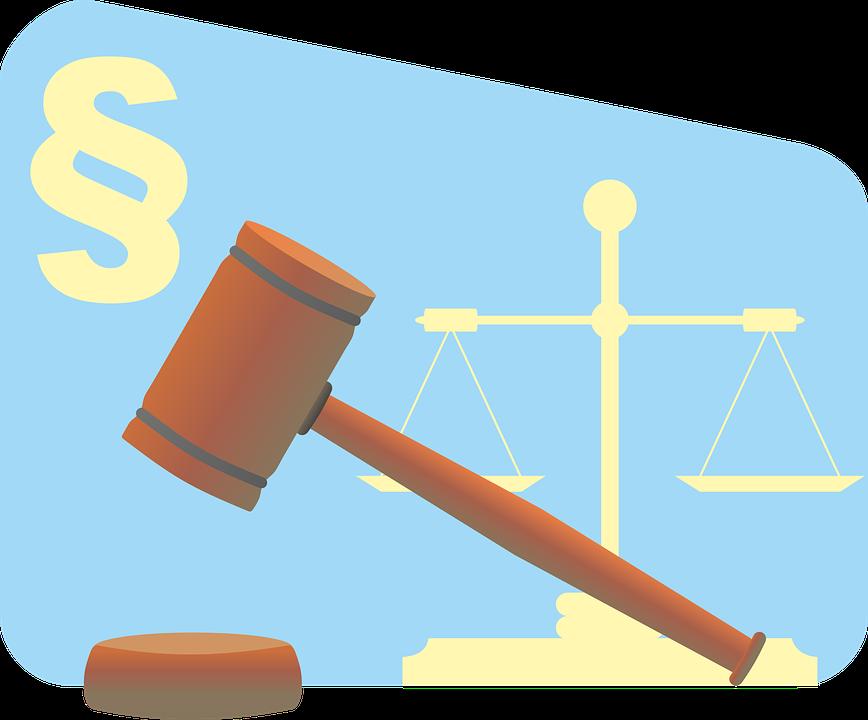Ley, Derecho, Cláusula, Párrafo, Justicia, Martillo