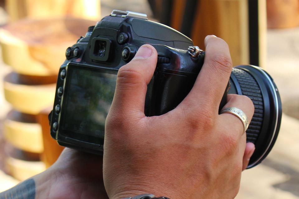 Hand Kamera Foto · Kostenloses Foto auf Pixabay