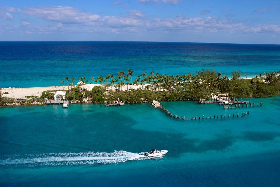 Paradis, Bahamas, Nassau, Vacances, Tropiques, Caraïbes