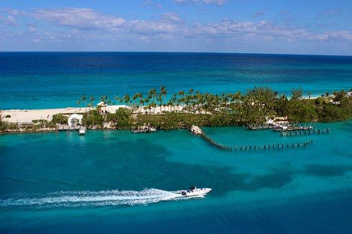 Paradise Bahamas Nassau Holiday Tropics Ca