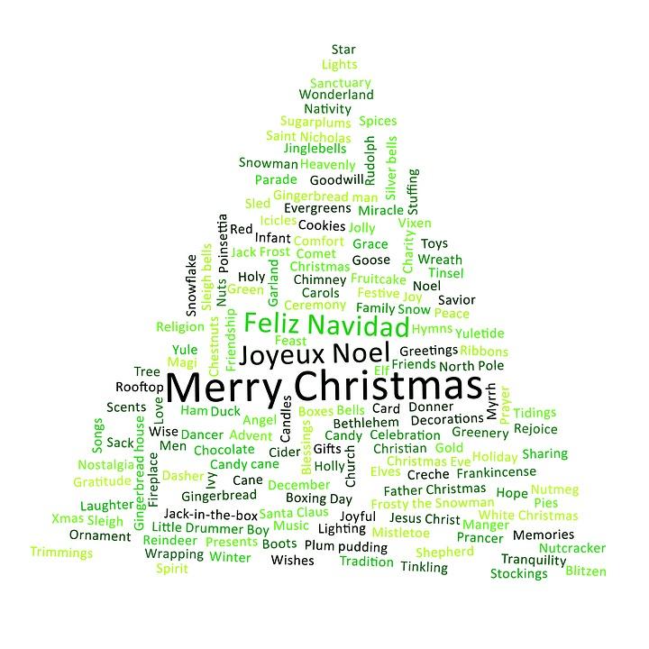Frohe Weihnachten Text Karte.Weihnachtsbaum Frohe Weihnachten Kostenloses Bild Auf Pixabay