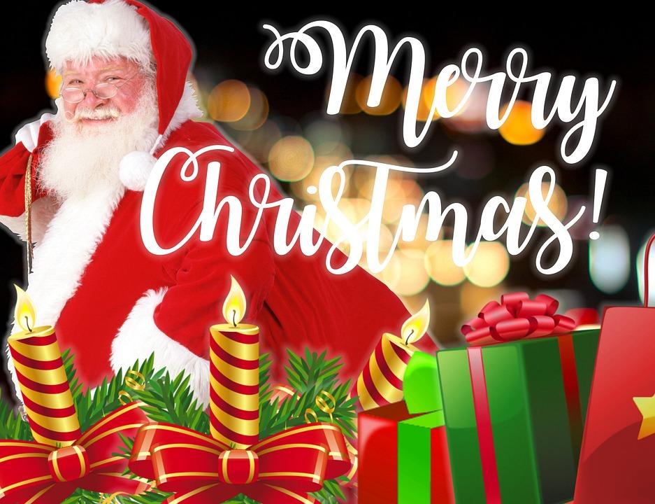 Merry Christmas · Free image on Pixabay