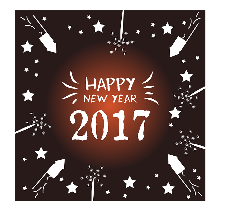 New Year'S Day Eve · Free Vector Graphic On Pixabay