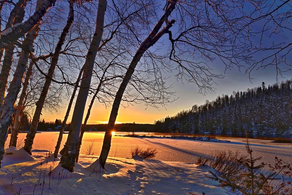 Paysage d 39 hiver neige glace photo gratuite sur pixabay - Photos de neige gratuites ...