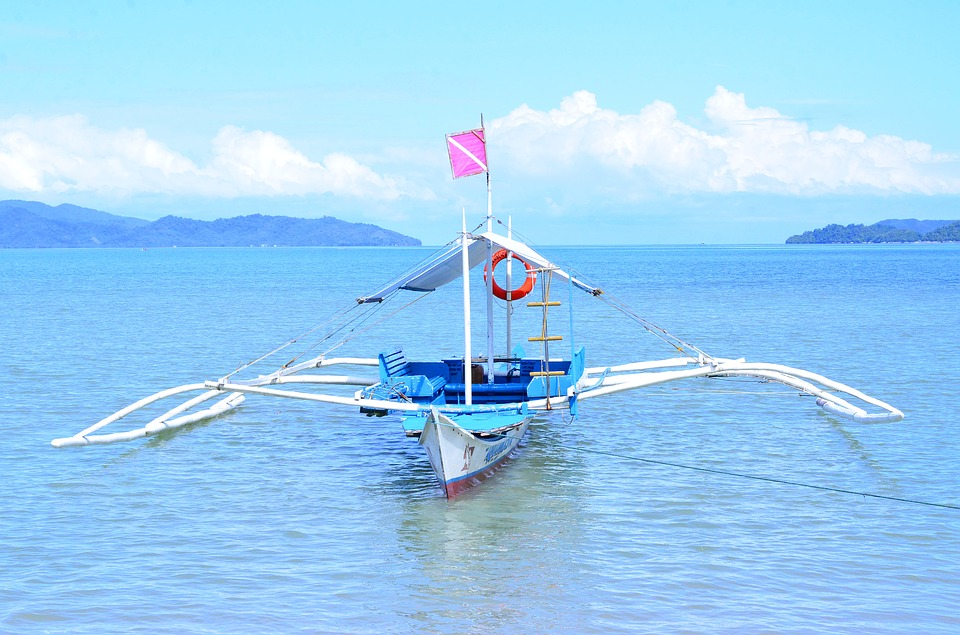 Filipinas en catamarán
