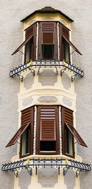 Gratis foto: Arkitektur, Fönster, Fasad - Gratis bild på Pixabay ...