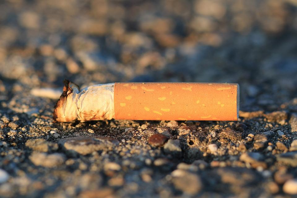 Cigarette Stummel Stumpen Kostenloses Foto Auf Pixabay
