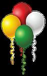balloons, colorful, fun