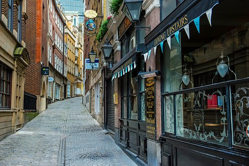 Lovat Lane, London, England