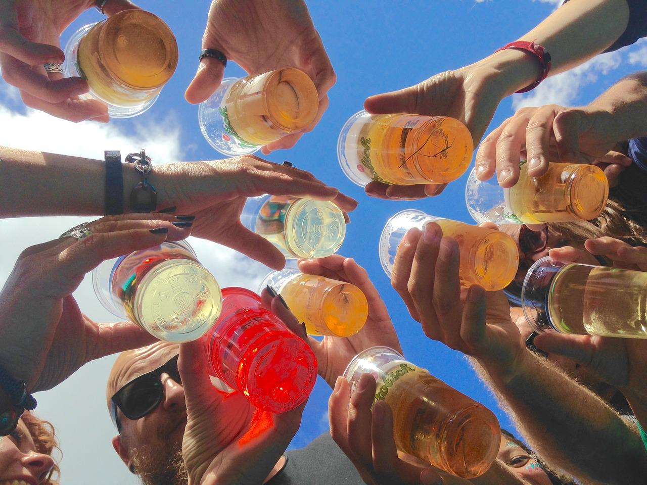 Friends Party Drinks - Free photo on Pixabay