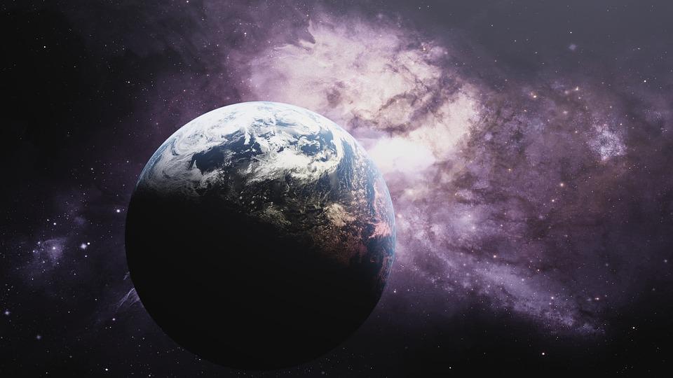 Kosmos Planeta Ziemia Darmowe Zdjęcie Na Pixabay