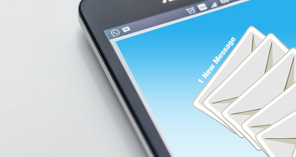 Email, Message, Envelope, Information, Mobile Phone