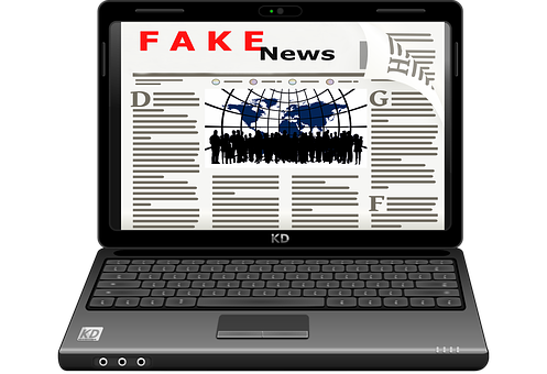 Fake, Fake News, Media, Laptop, Internet