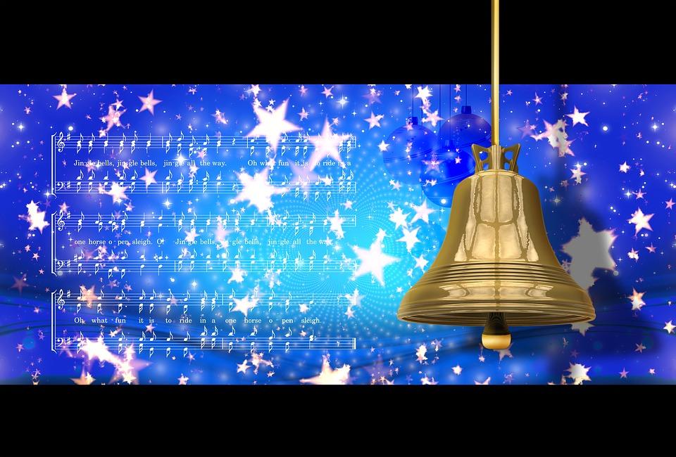 Weihnachten Glocke Jingle Bells · Kostenloses Bild auf Pixabay