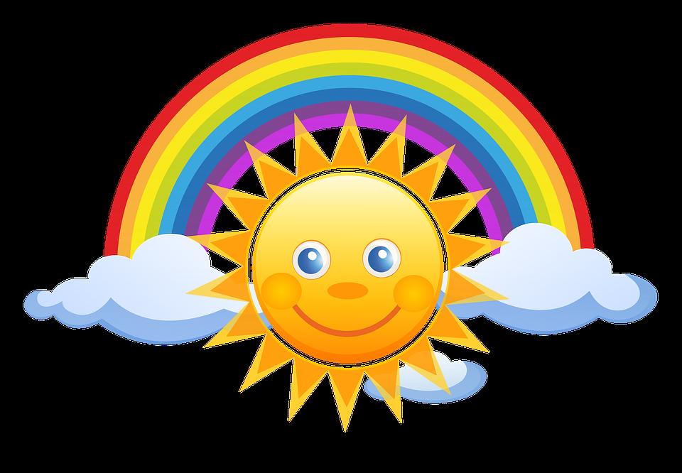 Amoureux Le Soleil Nuage - Image gratuite sur Pixabay