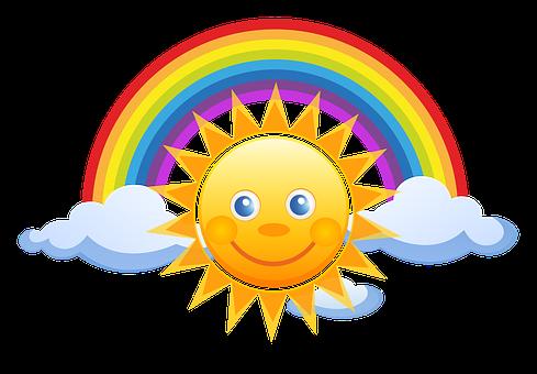 Miláček, Oblak, Obrazovka, Barvy
