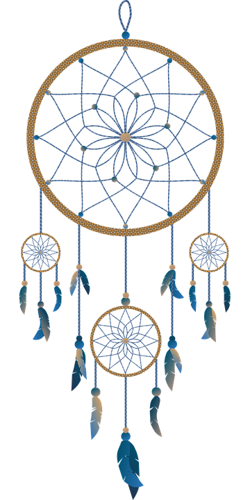 Dream Catcher, Indianen, Voorjaar Juwelen, Spirituel