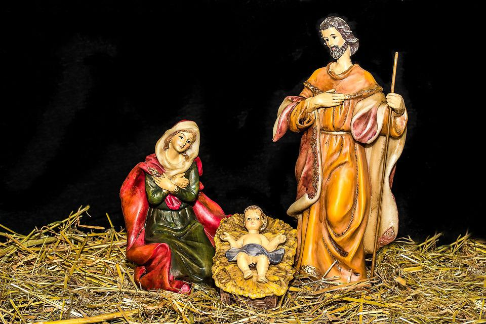 Christmas Crib Figures Jesus Child · Free photo on Pixabay