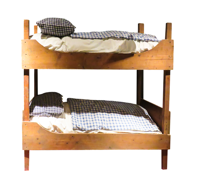 Muebles Cama Litera · Foto gratis en Pixabay