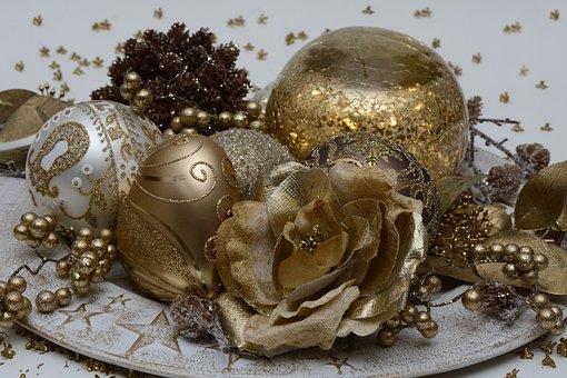 Boules De Noël, Noël