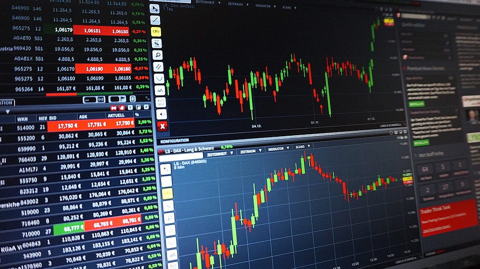 Daily Stock Market Charts: Free photo: Chart Trading Courses Forex - Free Image on Pixabay ,Chart